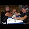 Arm wrestling table
